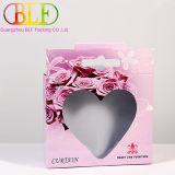 Heart Shape Window Decorative Paper Boxes