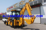New Small Backhoe Loader Hzm 45-16 with Euro III Engine
