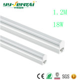 Hot Seller 1200mmt5 Integrated Bracket Lamp Tube Project Quality 18W. LED Fluorescent Tube