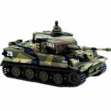 1/72 Mini Electric Small Model RC Tank Toys with 7 Functions