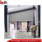 Automatic High Speed Shutter Door with Polyurethane Foam
