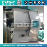 High Effeciency Double-Shaft Mixer with Moving Full-Wide Operation Door