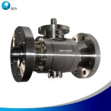 Forged Stainless Steel Flange Floating Ball Valve