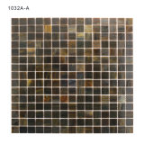 Building Material Decoration Kitchen Wall Tiles Colored Glass Mosaic