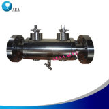 Top Entry Double Block and Bleed Floating Ball Valve