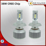 S3 38W 5000lm Auto LED Car Headlight with CREE Chip, 6500K