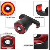 Rechargeable Waterproof Smart Rear Tail Light Cycling Bike Bicycle