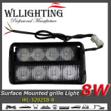 12W Surface Mounting LED Exterior Grill Light
