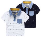 3-8 Years Clothes Polo Shirt Cotton Soft Wear