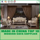 European Style Genuine Leather Sectional Sofa for Wholesale