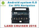 New Ui Android 6.0 Car Player for Land Cruiser with Navigation