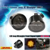 Factory Price Ledjeep Wrangler Front Signal Light LED Turn Light for Jeep Wrangler