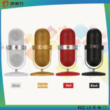 dual microphone bluetooth speaker with BQB FCC CE RoHS certificates