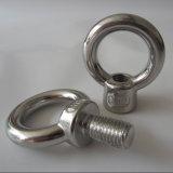 Stainless Steel Eye Screw, JIS 1168 Eye Bolt and JIS1169 Eye Nut
