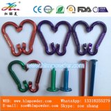 Candy Color Transparent Powder Coating with Reach Certification