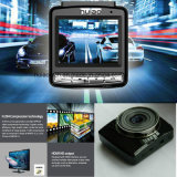Popular Factory Car DVR Digital Vide Recorder for Sale with H264. MOV Car Black Box, 5.0mega Car Camera, Motion Dection, G-Sensor DVR-2415