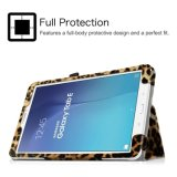 2017 New Arrival Full Protection Leopard Genuine Leather Case