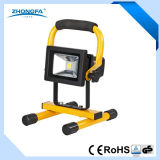 10W Rechargeable Portable LED Outdoor Lighting