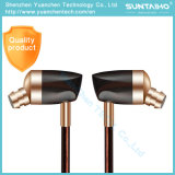 Fashion 3.5mm Wired Wooden Earbuds Balanced Armature in-Ear Earphone