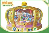 12 Seats Kids Rides Antique Crown Carousel for Amusement Park