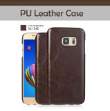Manufacturer Wholesale PU Leather Case for Samsung S7