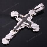 Mens Hotsale Stainless Steel Cross Pendants (IO-st212)