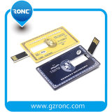 Custom Credit Card USB Flash Drive 4GB 8GB 32GB
