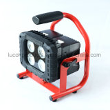 40W 3800lm Battery Replacement LED Floodlight