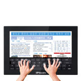 Wecon Big Size Industrial Computer Touch Screen with Windows System Embeded