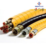 PP Spiral Wrap Hydraulic Hose Guard