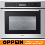 2017 Oppein Stainless Steel&Tempered Glass Touch Control Electric Baking Oven (KWS270-K611)