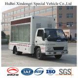 New Design Jmc 9cbm Billboard Vehicle with Good Quality