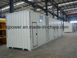 50Hz 1710kVA Diesel Generator Set Powered by Perkins Engine