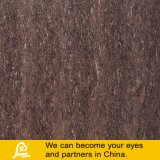 Dark Brown Porcelain Polished Tile Stone Tile Double Loading