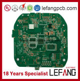 Green Solder Mask V0 PCB Circuit Board, PCB Assemble