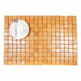 Bamboo Natural Tablemat for Tabletop and Flooring