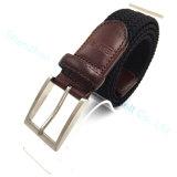 Top Quality Braided Stretch Belt Men Waist Belt