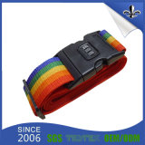 Colorful Strap Luggage Belt Polyester Luggage Strap