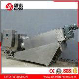 Sludge Dewatering Screw Filter Press Manufacturer for Wastewater Treatment