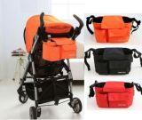 Leisure Polyester Baby Stroller Organizer Shoulder Handbag Diaper Bag