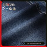 96.5%Cotton 3.5%Spandex 260g Pique Knitting Denim Fabric