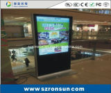 55inch Floor Standing High Definition Touch Screen LCD Advertising Display