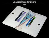 Fashionable Universal PU Leather Wallet Stand Shockproof Slim Hybrid Case for Nokia Lumia 925 with Card Slot