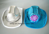Holiday Assorted Sequins Cowboy Hats (PM062)