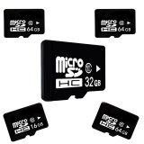 1-128GB Class 10 Micro SD Flash Memory Card with Logo Printing