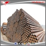 Q195 1.2mm Round Section Shape ERW Steel Pipe Price