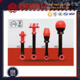 Underground Fire Hydrants BS 750
