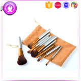 11PCS Makeup Tools Professional Cosmetic Brush Set with Canvas