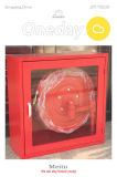 Fire Hose Cabinet with Big Vision Panel Window