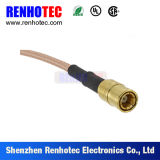 50ohm SMA Male Crimp Connector for Rg316